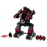Remote Control BatBot Transformer Tank by Fisher Price