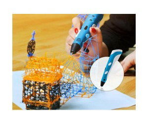 3D Printing Pen for Imaginative Art and Craft