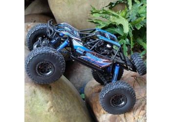 4 Wheel Drive Remote Control All Terrain Vehicle, 1:10 scale