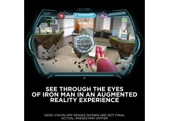 Hero Vision, Iron Man Augmented Reality Infinity War Game set