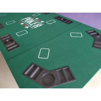 Casinokart Poker Table top