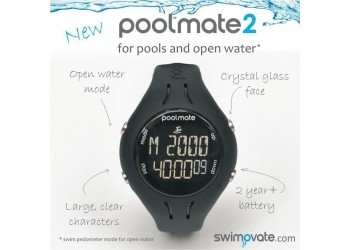Swimovate PoolMate2 Swim Sports Watch