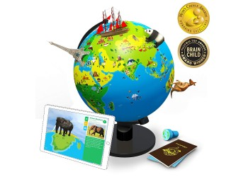 Shifu Orboot: The Educational, Augmented Reality Based Globe