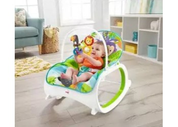 Baby Bouncer Cum Rocker