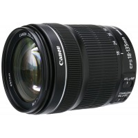 Lens, Canon 18-135mm Standard Zoom for DSLR Cameras
