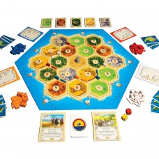 Catan board game 5th edition