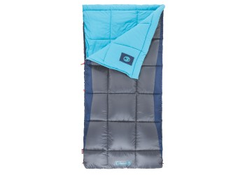 Camping Sleeping bag by Coleman, Heaton Peak, 0 Degree rated