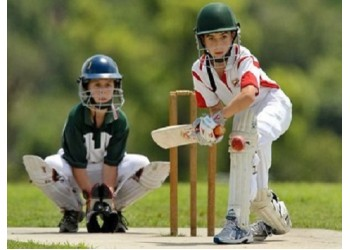 Juniors complete Cricket Set