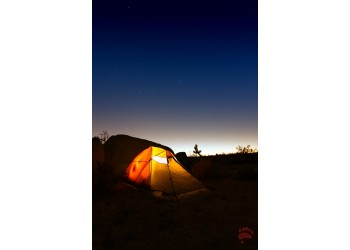 Camping lamp (solar) for tent & outdoors, D.Light S30