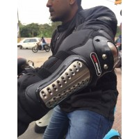 Biker's Elbow Armour Protection Guard