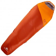 Camping Sleeping Bag, Forclaz Trekking feather, 0/5° rated by Quechua