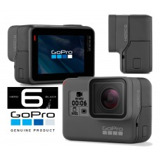 GoPro Hero 6 Touch screen 4K HD video