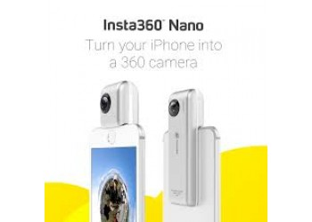 INSTA 360 degree Nano iPhone camera