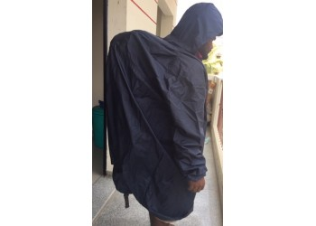 Raincoat Poncho for Trekking