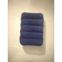 Inflatable felt pillow