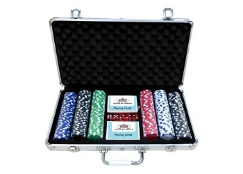 Poker 300 Chips Set