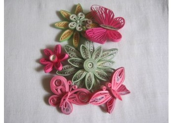 Learning Quilling