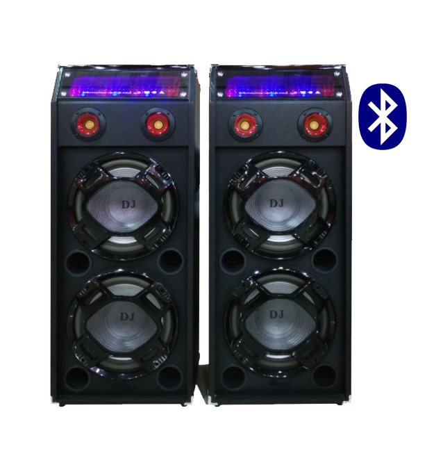 High Output Sound System With Mic For Rent Blr S Premier