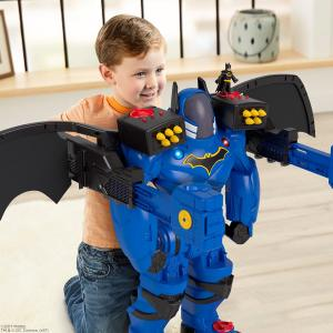 Batman Bot Xtreme 2ft tall, Fighting machine by Fisher Price