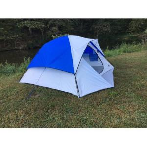 Tent for 4 people, Ozark (USA) with quick assembly