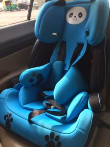 Children's Happy Panda Car Seat