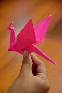 Learning Origami