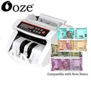 Advanced Currency Counting machine with Fake note detector