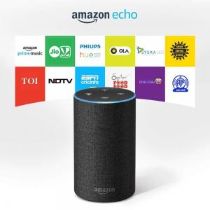 Amazon Echo - Smart speaker with Alexa,  powered by Dolby