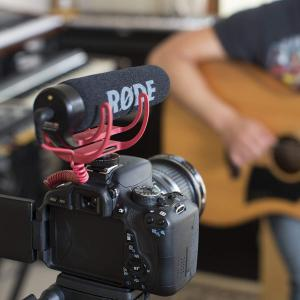 Booster VideoMic On-Camera Microphone