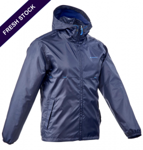Hiking Raincoat by Quechua