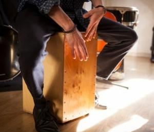 Clapbox Cajon Drum box